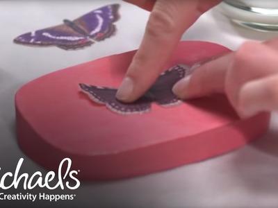 Techniques pour découpage de papier | Découpage avec Martha Stewart Crafts | Michaels