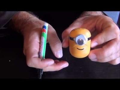 """5# Expérience Solo : """"Fabriquer un Minion"""""""