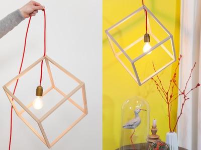 Comment créer le luminaire