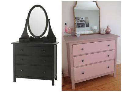 Décorer pour pas cher | Comment peindre une commode IKEA