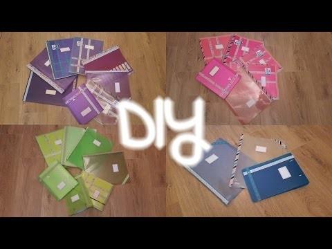 [BACK TO SCHOOL 2] DIY Spécial Rentrée Scolaire