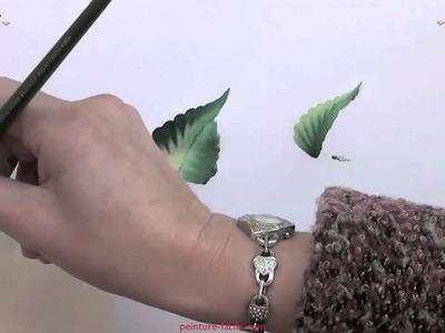 Techniques de base - feuilles