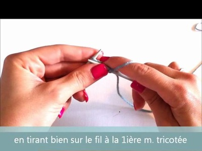 Tricoter une I-Cord