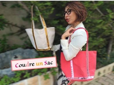 Tuto 26 Couture - Coudre un sac style Vanessa Bruno