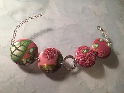 Tuto #29 : Perles lentilles - Cane fleur & feuille - PARTENARIAT - FR.pandahall.com