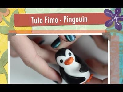 Tuto Fimo - Pingouin