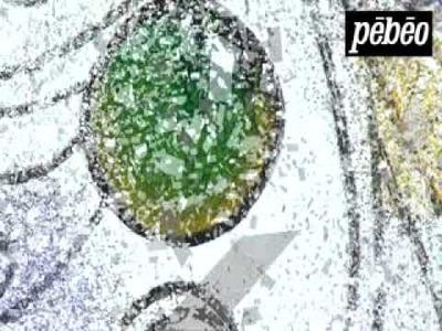 Pébéo - Mixed Media : réaliser un arbre coloré avec les gammes Résine, Fantasy et Vitrail