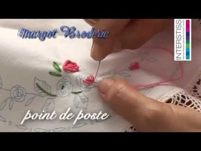 Broderie - Le Point de Poste