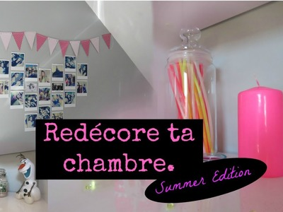 Redécore ta chambre ! ♥