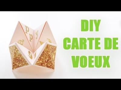 Créez votre carte de vœux personnalisée - DIY avec youMAKEfashion