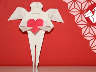 Tuto Origami - Cupidon [Senbazuru]