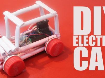 Comment faire une voiture electrique - Voiture Jouet