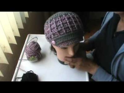 Gorra a crochet