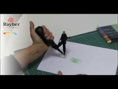 Vidéo de Rayher - Airbrush - Art-Style - 83330 Le Beausset