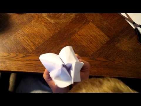 ||DIY|| Faire une cocotte en papier.