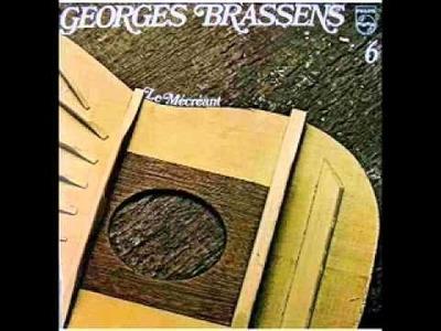 Georges Brassens - Le Verger du Roi Louis (Texte - Théodore de Banville)
