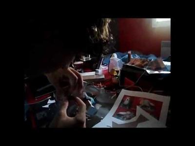 Papercraft: Entei construction pokemon (Paperpokés)