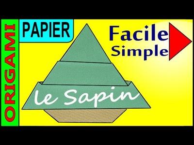 Origami tutoriel origami 3d toad champignion origami - Faire sapin de noel en papier ...