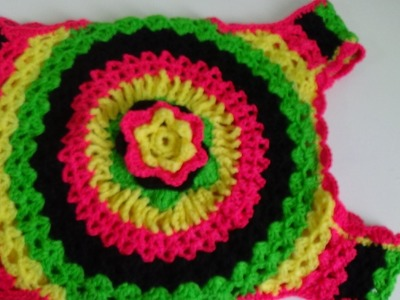 Crochet bolero part -2