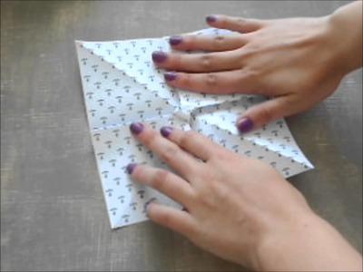 Nœud en origami
