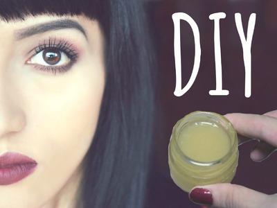 DIY: Exfoliante para la cara.♥
