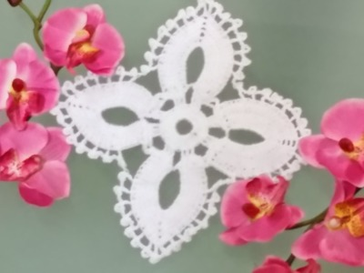 Flor de 4 pétalos