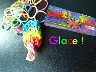 Rainbow Loom glace ! (français)