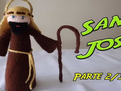 San José de crochet Parte 2.3