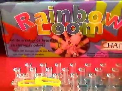 Rainbow loom - extrais tortue-francais
