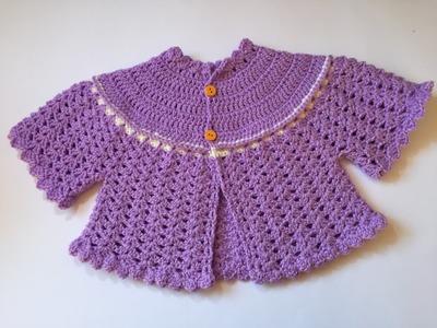 Tuto Brassière, gilet, veste au crochet