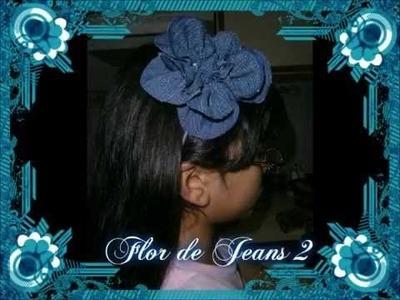 Flor de Jeans 2.Flower Jeans 2