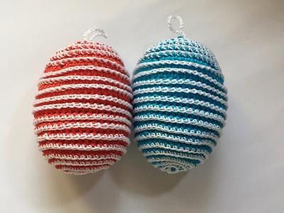 Tuto boule de Noël au crochet