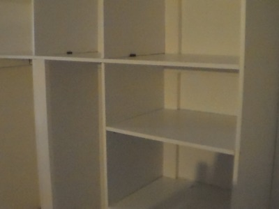 Comment faire des etageres, how to make shelves