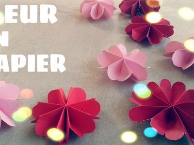 Origami facile - Faire des fleurs en papier
