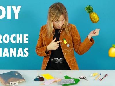 DIY : Comment faire une broche en forme d'ananas | Astrid | Insider ASOS