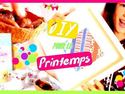 DIY | Décorations de Printemps. Spring Decor Inspiration { W. Une presque Parisienne } - Claire