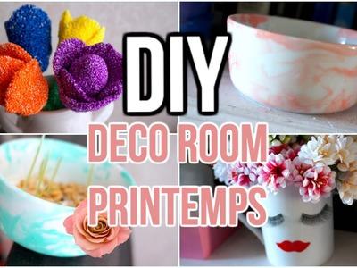 DIY Décore ta chambre pour le Printemps 2016. Spring Room Decor I DIY Français