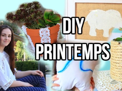 DIY [Printemps]