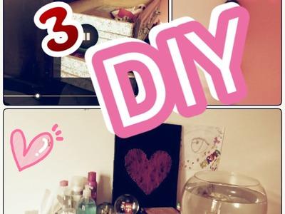 DIY ( décoration de chambre de filles à petit prix) youtubeuse Algérienne