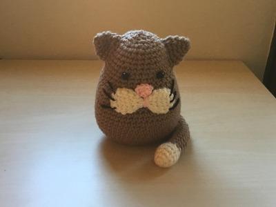 Crochet : Chat Amigurumi 2. Gato Amigurumi 2