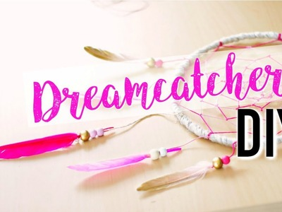 DIY Attrape Rêves. Dreamcatcher (français)