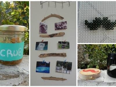 [ DIY ] Idées cadeaux à faire soi-même. Fête des pères. Gifts ideas