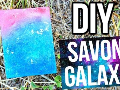 DIY Savon Galaxy + Concours (FERME)