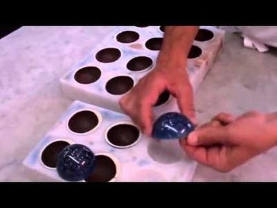 How To Make Chocolate Decorations.Chocolate Technique 2016 Jean-Pascal Sérignat