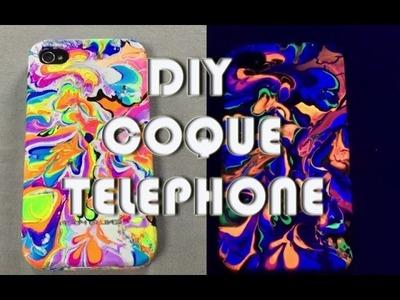 [DIY n: 1]|COQUE TELEPHONE  |  Water Marble FRANÇAIS!!  + IDÉES DE CADEAUX