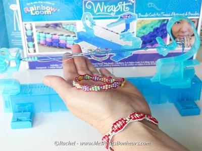 Le WRAP IT du créateur de RAINBOW LOOM, pour des bracelets wrap faciles
