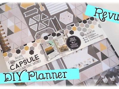 { Revue.DIY } kit capsule géométric mono et diy planner .