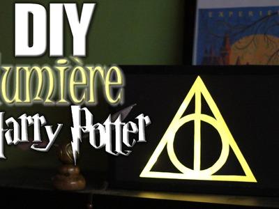 DIY lumière Harry Potter