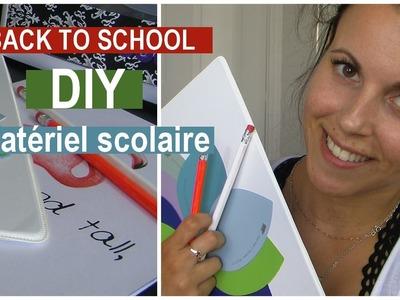 Back to school | #DIY pour décorer son matériel scolaire