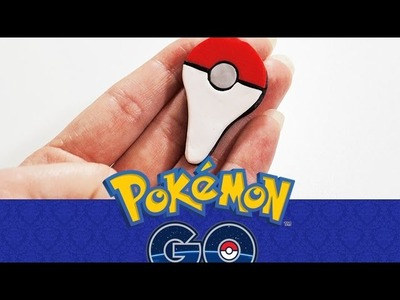 POKEMON GO: Tutoriel FIMO PokemonGO Plus -  Polymer Clay tutorial Inspired